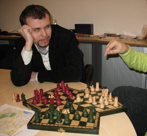 شطرنج سه نفره